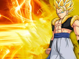 dragon ball z fusiones goku y vegeta goten y trunk