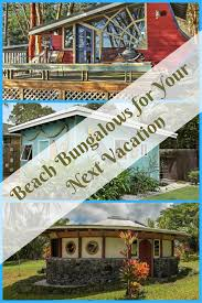 15 tiny beach bungalows for your next vacation beach bungalows