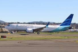 Garuda Indonesia Garuda Indonesia Brand New Boeing 737 Max 8 Has Come