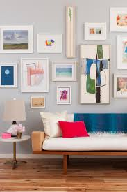 7 tips on how to hang wall art