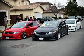 slammed honda crx modified honda civic fa5 12 tuning