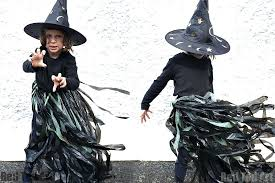 Halloween Costume Witch Halloween Crafts Kids Party Delights Blog