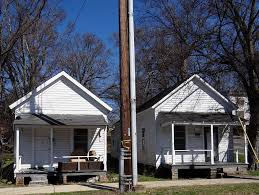 Shotgun House by Shotgun Houses Southside Birmingham Alabama These Two S U2026 Flickr
