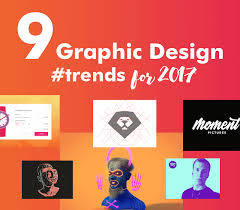 design trends in 2017 9 graphic design trends that will take over 2017 designlazy