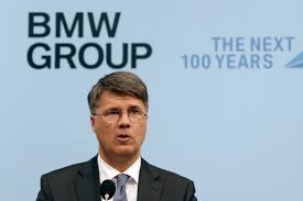 bmw ceo bmw expects higher profits and more electric cars boston herald