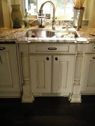 Kitchen Cabinets Cream Color by Kitchen Furniture Glazed Kitchen Cabinets Cream White With Grey