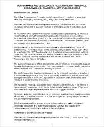 performance action plan templates 6 free word pdf format