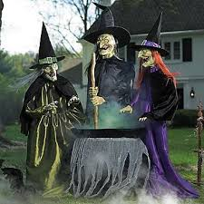 Amazing Outdoor Halloween Decorations by Amazing Animated Outdoor Halloween Decorations 84 On Home Interior
