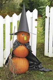 No Carve Pumpkin Decorating Ideas 25 Best No Carve Pumpkin Decorating Ideas Fun Designs For No