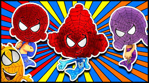 amazing transformation bubble guppies spiderman nursery