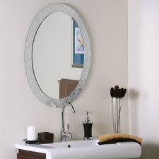 oval mirrors for less overstock com