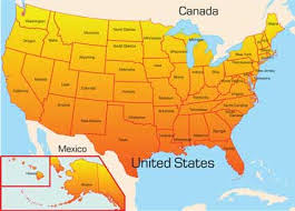 map us geographical map usa geographical major tourist attractions maps the