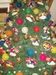 Tiffany Christmas Tree Ornament Mexican Christmas Tree Tiffany Terry Flickr
