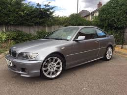 2004 bmw 325i ci m sport gunmetal grey manual lovely spec in