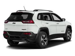2016 jeep cherokee sport white 2016 jeep cherokee 4wd 4dr trailhawk pictures nadaguides