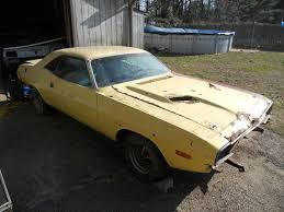 1973 dodge challenger parts buy used 1973 dodge challenger plum 4 speed 2 sets of wheels