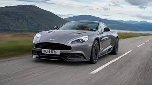 aston martin vanquish front road test aston martin vanquish v12 2 2 2dr touchtronic auto