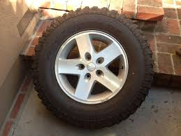 jeep wheels and tires for sale 5 17