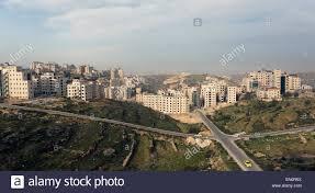 ramallah city west bank palestine stock photo royalty free