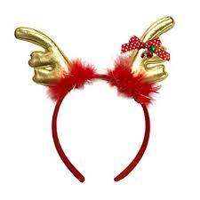 reindeer antlers headband kepato christmas reindeer antler headband party