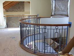 Wrought Iron Railings Interior Stairs Interior Railings Iron Work Expo And Design Center In West Orange Nj