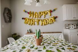 it u0027s a hay day nixon u0027s first birthday cactus style