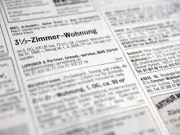 Wohnungsmarkt Immo Report Kündigt Trendwende An Mieten Steigen Nicht Mehr Blick