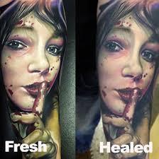 alex everett com tattoo aftercare