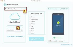 icloud to android transfer contacts from icloud to android using a mac
