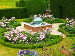 Ceramic Garden Spheres Glass Ball Fountains Glass Sphere Fountains Allisonarmour Com
