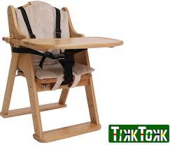 baby high chair wooden high chair