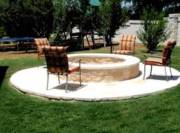 Texas Fire Pit by Fire Pit Austin Tx Photo Gallery Landscaping Network