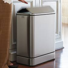 dual compartment trash cans gadget flow bin garbage c ooferto