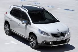 peugeot suv 2015 peugeot 2008 allure 1 2 puretech 110 manual 2015 2016 110 hp