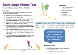 gcse pe fitness test sheets by beckamanley teaching resources tes