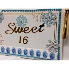 sweet 16 guest book frozen sweet 16 guest book