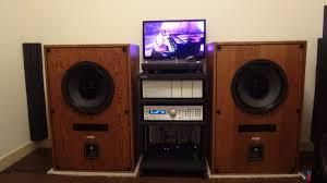 altec home theater altec lansing model 604 8g studio monitor loudspeakers photo