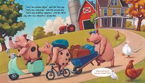 scholastic canada pigs bad