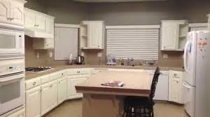 Dark Oak Kitchen Cabinets Kitchen Delightful White Painted Oak Kitchen Cabinets Painting