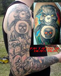 Tattoos Of - fans tattoos of my part 3 by undead on deviantart