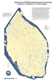 Florida Everglades Map by Portlet Everglades Florida Bay