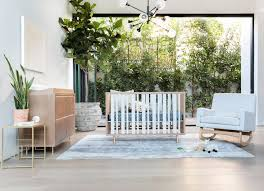 oak convertible crib novella crib nursery works