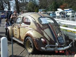 volkswagen beetle herbie vw beetle u0027golde u0027 ragtop u0027herbie goes