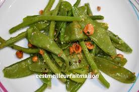 comment cuisiner des pois gourmands salade de haricots verts et de pois gourmands yotam ottolenghi