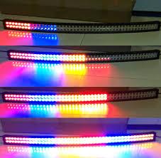 multi color led light bar envy