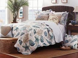 Queen Quilted Coverlet 12 Best Bedding Images On Pinterest Aqua Seashells And Tropical
