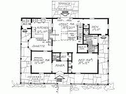 house plans with vaulted great room eplans farmhouse house plan dramatic skylights in the vaulted