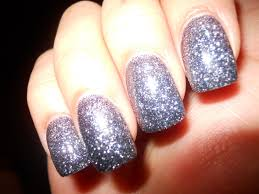 yummy411 get it here my new nails charcoal gray black with