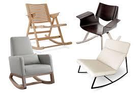 Modern Nursery Rocking Chair Modern Nursery Rockers