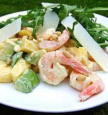 cuisine crevette salade crevette mangue avocat les meilleures recettes de cuisine d